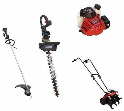 Eurosystems Multi-Function Unit Z 1, Motor, Pick, Hedge Trimmer, Free Cutter