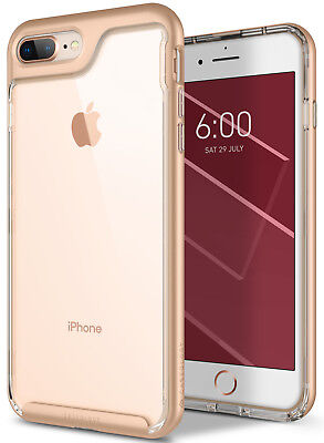 Apple iPhone 8 / 8 Plus Caseology® [SKYFALL] Shockproof Clear Hard Case Cover