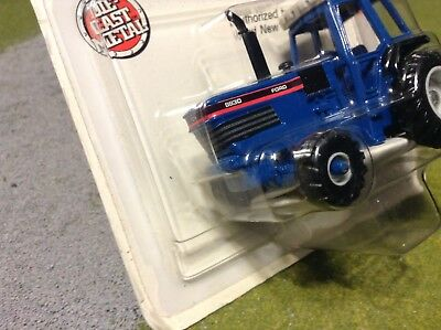 1:64 Ertl Ford 8830 Front Wheel Drive Assist FWA Tractor Error