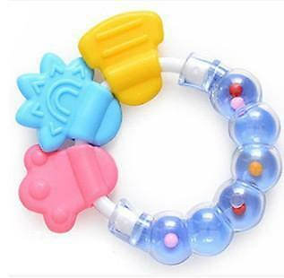 Newborn Teething Necklace Teethers Silicone Teether Bpa Free High Quality
