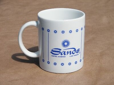 Las Vegas Sands Casino Hotel Coffee Mug Nwot Condition!