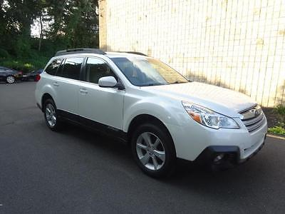 2014 Subaru Outback 2.5i Premium AWD 2014 Subaru Outback 2.5i Premium PEARL WHITE HEATED SEATS ONE OWNER NO ACCIDENTS