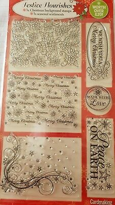 Festive Flourishes-  stamps