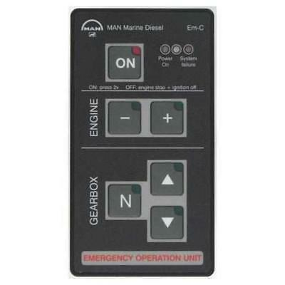 MAN Marine Diesel 51.27720-7035 EM-C Emergency Operation Unit Panel NEW