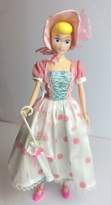 Vintage 1995 Disney's Toy Story Poseable Little Bo Peep Doll Figure