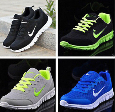 2017 HOT Men's Sneakers Sport Breathable Casual Running size Shoes