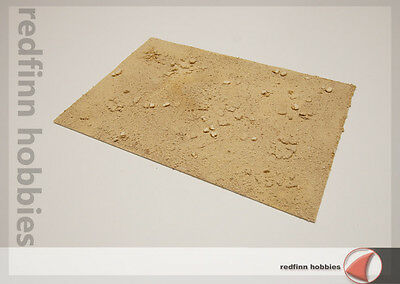 4FX Dioramics Yellow Desert Display Mat