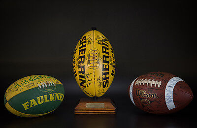Football Display / Trophy Stand