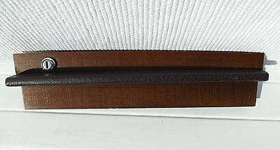 1969 Mercedes-Benz 280 SE w108 real Wood glove box door & latch 1968-1973