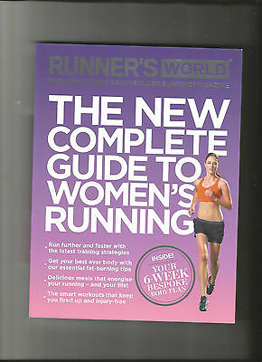 The New Complete Guide to Women's Running #  rrp £9.99 our price £5.75 FREEPOST