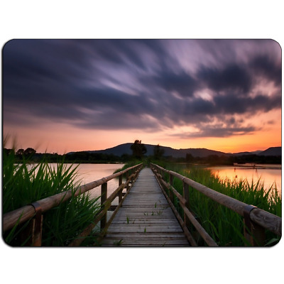 Mousepad EasyGrip Non Slip Mouse Pad Never Look Back Y01340