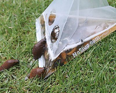 Set of 20 Slug Traps, Hygienic, Disposable and Environnentally friendly.