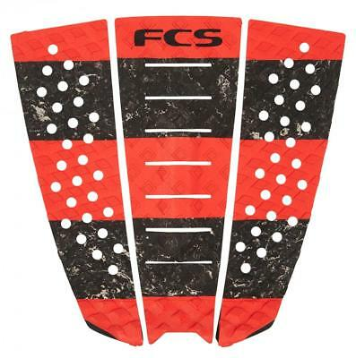 FCS Jeremy Flores Surfboard Tail Pad Traction Deck Grip New & Genuine FCS Surf
