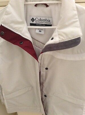Columbia Ladies Jacket - Size S - Excellent Pre-Owned Condition