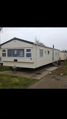 8 Berth Caravan Highfield Grange Clacton dates for 2018