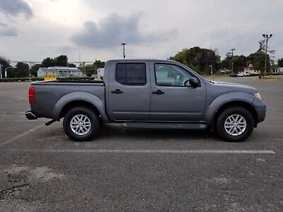 2017 Nissan Frontier AW 2017 NISSAN FRONTIER PRO-4X  4 DOORS  4WD   LOADED