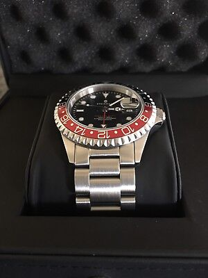 Steinhart Swiss Made Automatic GMT. SWISS ETA 2893-2