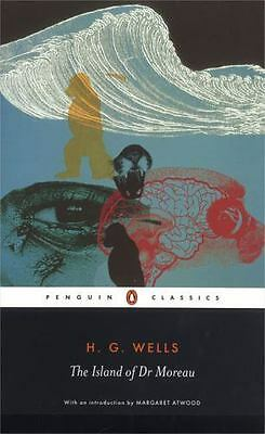 The Island of Dr Moreau By H.G Wells (Paperback)
