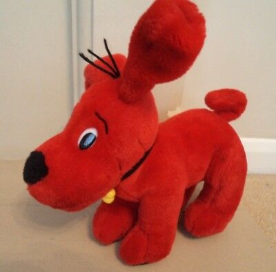 Clifford the Big Red Dog Soft Toy by Scholastic