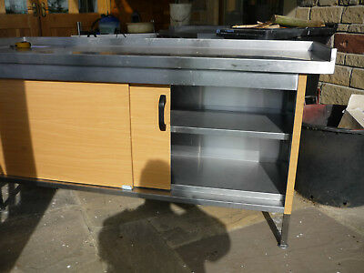 Commercial Catering Equipment Stainless Steel Preparation Table