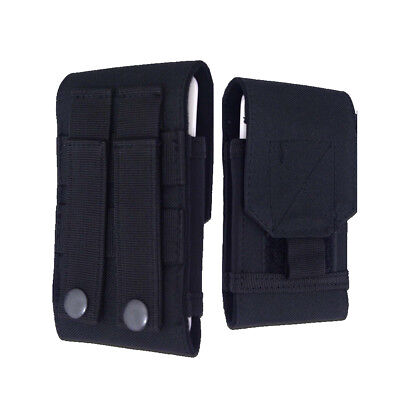Universal Army Tactical Bag Smart Phone Belt Loop Hook Cover Case Pouch