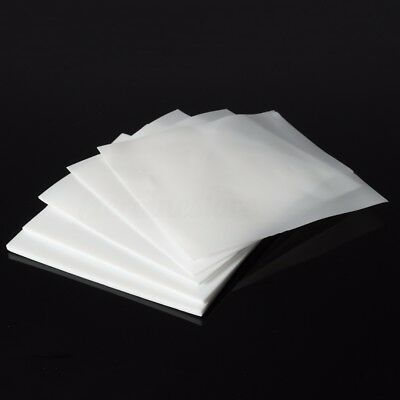 PTFE Film Sheet Plate Plastic Thickness 0.3/0.5/1/2/3mm High Temperature