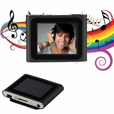Portable 1.8 Inch LCD Screen Display 6th Generation Music Media MP4 Player DS
