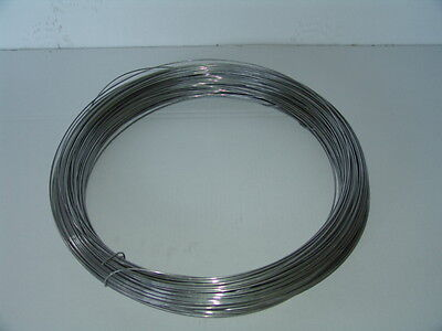 Stainless Steel V2A Binding Wire Tension Wire 50 or 250 metres Various Ø