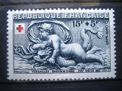 Timbres France-N° 938 Neuf** Sans Trace De Charniere