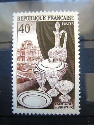 Timbres France-N° 972 Neuf** Sans Trace De Charniere