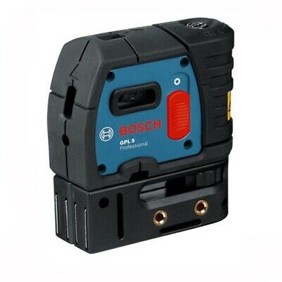 Bosch GPL5 5-Point Self Leveling Alignment Laser Tools
