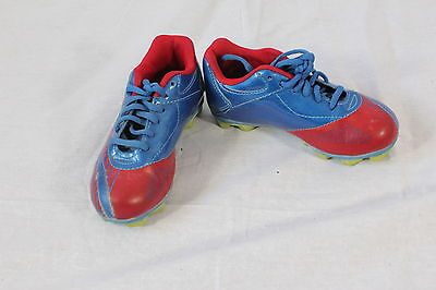 Boys Size 9 Champion Blue Soccer Cletes
