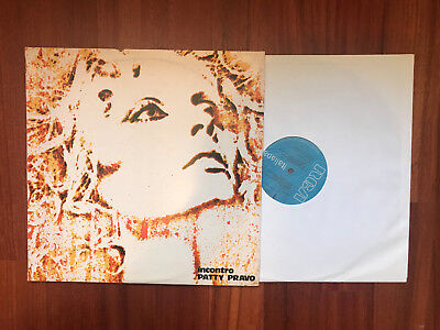 Patty Pravo - Incontro Lp Rca Nm 1975