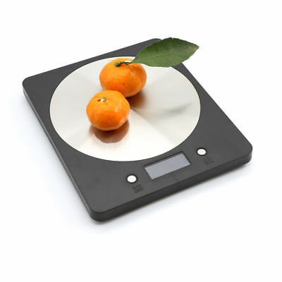 5kg/1g Digital LCD Electronic Kitchen Cooking Food Diet Weighing Postal Scale UK