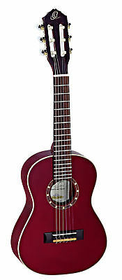 Ortega R121 1/4 WR Wine Red - Family Series