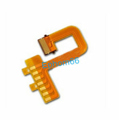 For Nikon AF-S DX Nikkor 18-55mm VR Bayonet Mount Contactor Flex Cable Ribbon