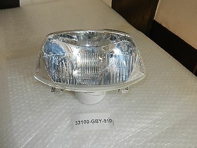 Headlight compl. Headlight Assy Honda Scoopy 50 Yr bj.96-01 NEW
