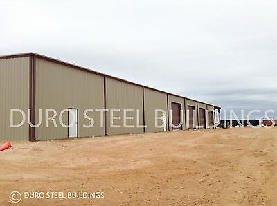 DuroBEAM Steel 100x200x16 Metal Prefab Clear Span Building Structure DiRECT