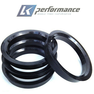 4x SPIGOT RING 72.6-70.1 SP726701 Spacers for Land Rover Range Rover [P38] 94-02