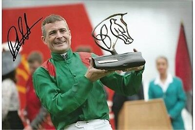 Original Hand Signed Pat Smullen 16 x 12 Large Photo