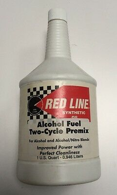 Red Line Alcohol Fuel Two-Cycle Premix 0.946 Litres