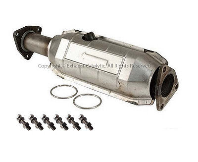 2001-2002 ACURA MDX 3.5L Rear Catalytic Converter with Gaskets