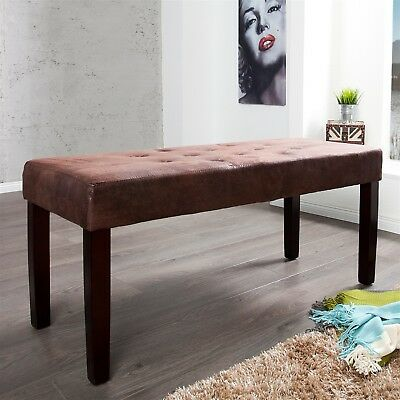 "DESIGN SEATING BENCH ""WILLIAM"" 