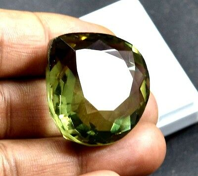 IGL Certified 93.90   Ct Charming Pear Cut Color Changing Alexandrite Gems