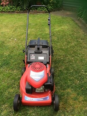 Rover i4000 4 Stroke Lawn Mower and Catcher