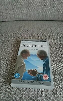 The Bucket List -*- Psp -*- Umd -*-
