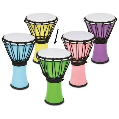 Toca Freestyle Colorsound Djembe 7' - TFCDJ-7PG - Pastel Green