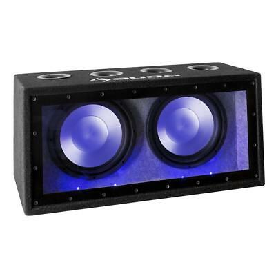 Auna Cannonbeat Tx12 Passive Subwoofer Car Sound System Enclosed Subwoofers