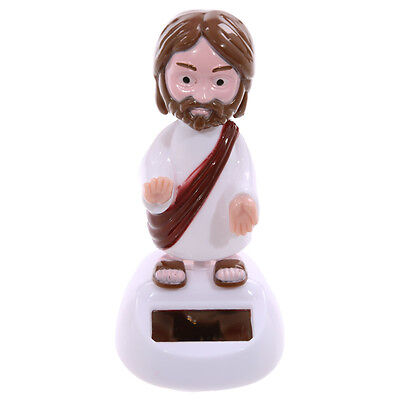Jesus Christ Blessings  Solar Powered Funny Decoration