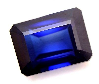 Ring Use 26.65 Ct Natural Huge Royal Blue Sapphire AGSL Certified Gem Stone